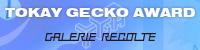 Tokay Gecko Award