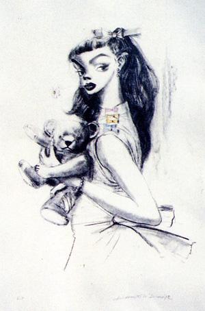 Demoiselles お嬢さん