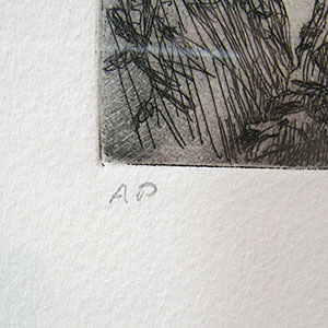 AP(アーティスト・プルーフ)